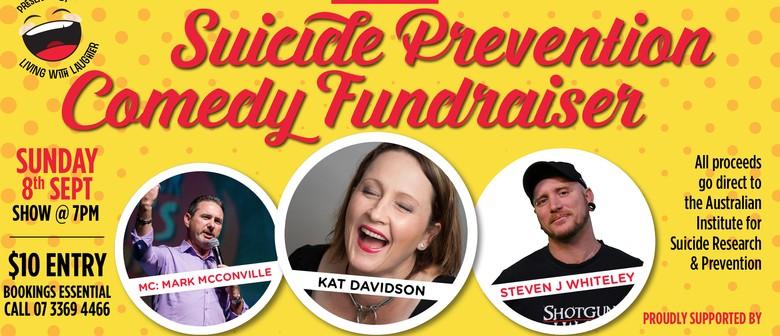 Suicide Prevention Comedy Fundraiser