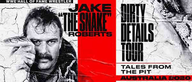Jake 'The Snake' Roberts – Dirty Details Tour