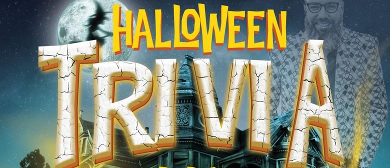 Ben Sorensen's Halloween Supanova Trivia