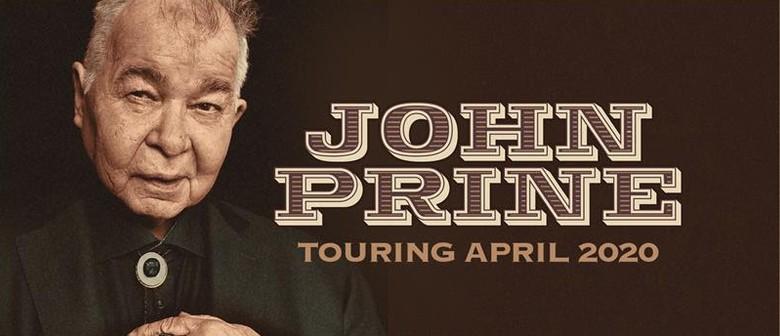 John Prine Australian Tour: CANCELLED