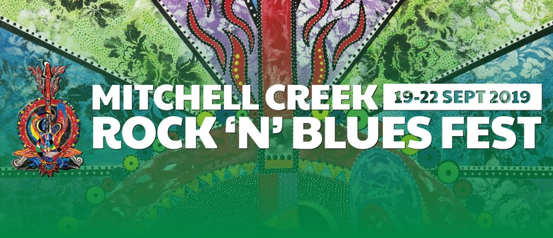 Mitchell Creek Rock and Blues Festival Camping Event