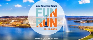 The Canberra Time Fun Run