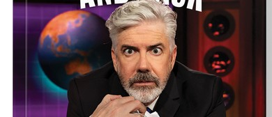 Meet the Author: In Conversation with Shaun Micallef