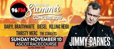 96fm Kickstart Summer Concert