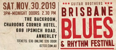 Brisbane Blues & Rhythm Festival 2019