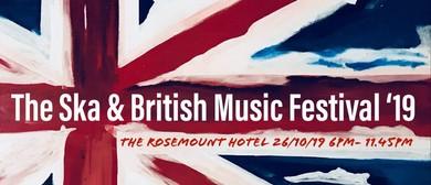 The Ska & British Music Festival '19