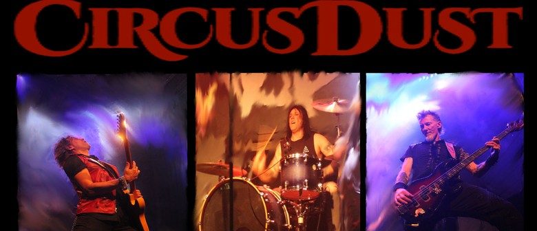 Circus Dust Plus Sally Chicane, Spiral Australia, Noon Shift