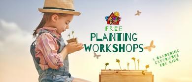Farmer Rob's Planting Workshop for Kids