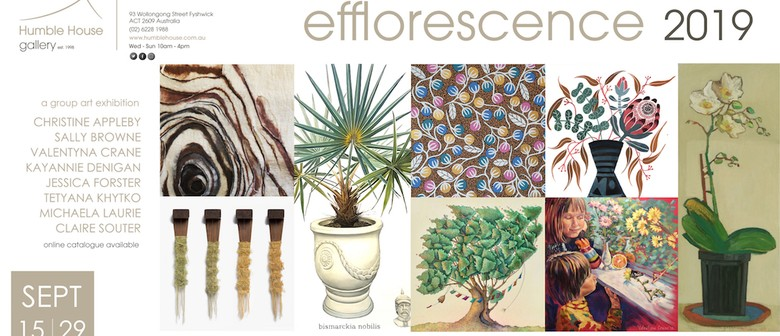 Efflorescence 2019