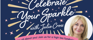 It's All About You – Celebrate Your Sparkle With Julie Cross