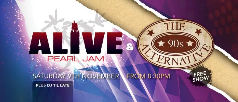 Pearl Jam & The 90's Alternative