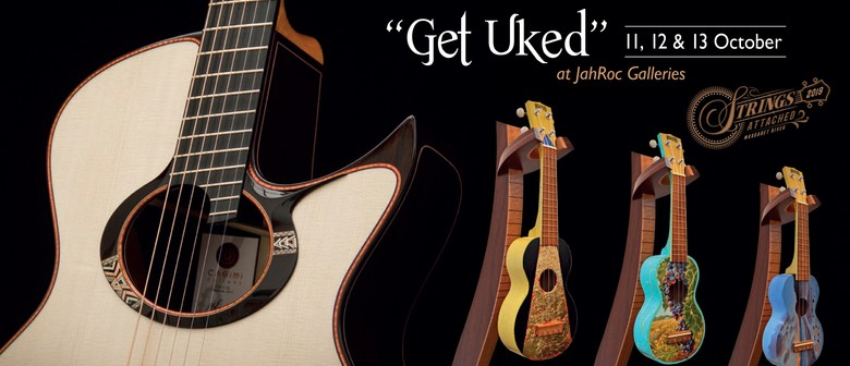 Get Uked – Strings Attached Guitar Festival
