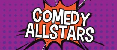 BonkerZ Comedy Allstars Comedy Showdown