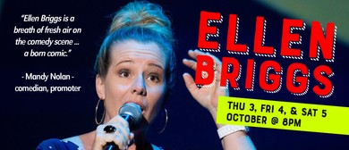 Stand Up Comedy With Ellen Briggs