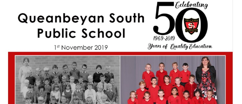 Queanbeyan South Public School 50th Anniversary Celebration