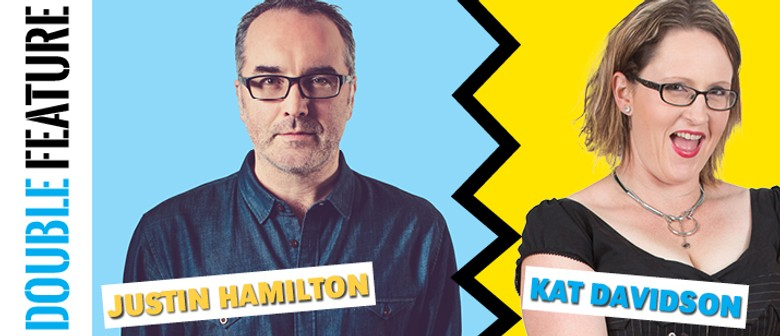 Stand Up Comedy With Justin Hamilton & Kat Davidson