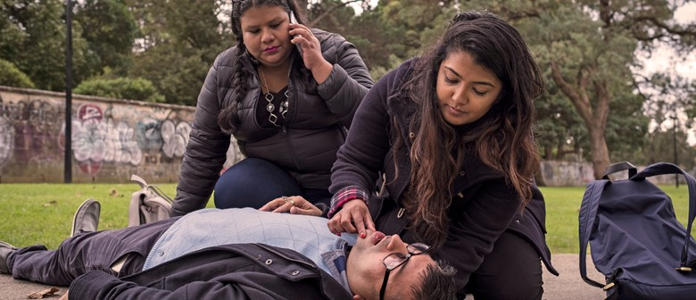 Multicultural First Aid Training Session