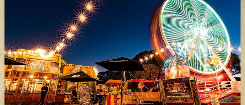 The Wonderland Spiegeltent Festival