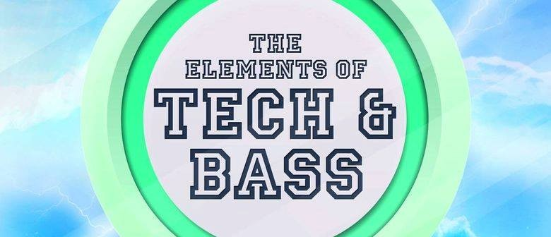 DNB Jungle Party Elements Of Tech & Bass