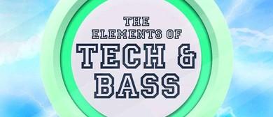 House Garage Jungle DNB Elements Of Tech & Bass