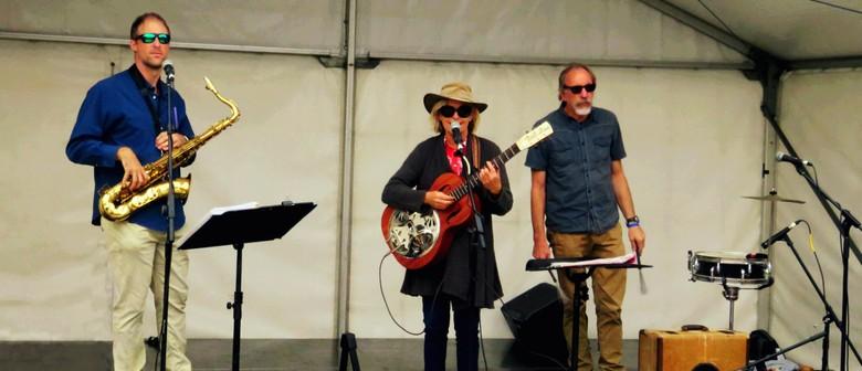 Toni Pollard Band – Sweet As Brisbane Dessert Festival