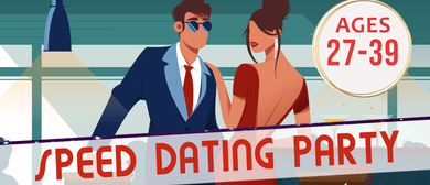 Speed Dating Singles Party Ages 27–39 – Melbourne