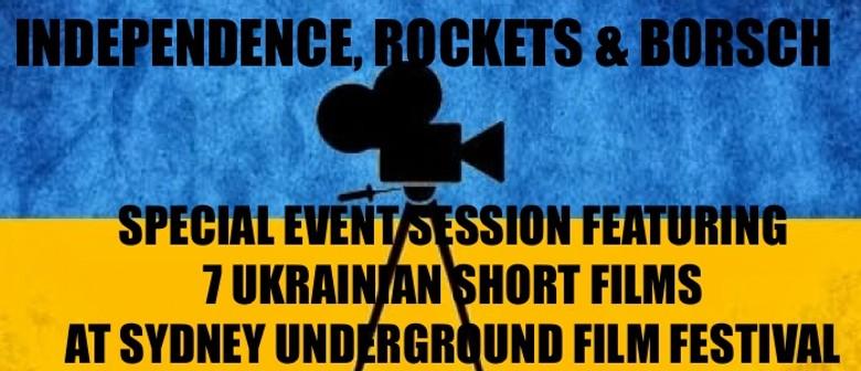 Independence, Rockets & Borsch – SUFF