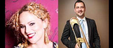 Tamara Kuldin & Eric Budd feat. with JMQ Jazz Ensemble