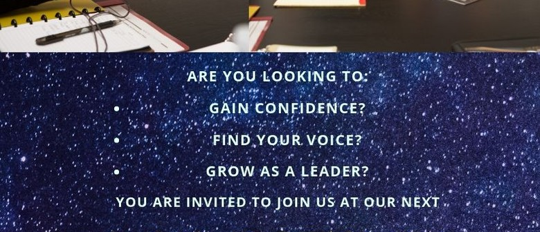 St Clair Toastmasters Club Open House