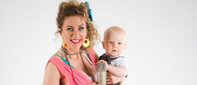 Something On Saturday's 80's Baby: A Kid's Disco
