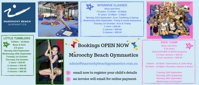School Holiday Gymnastics