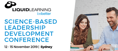 Science-Based Leadership Development Conference
