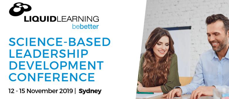 Science-Based Leadership Development Conference
