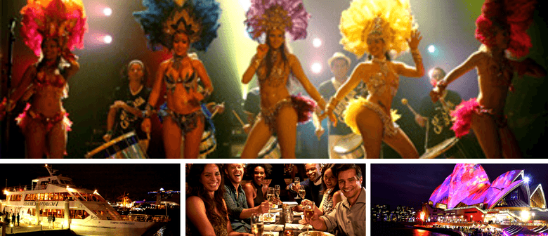 Sydney Harbour Latino Dinner & Fireworks Cruise: Nov & Dec