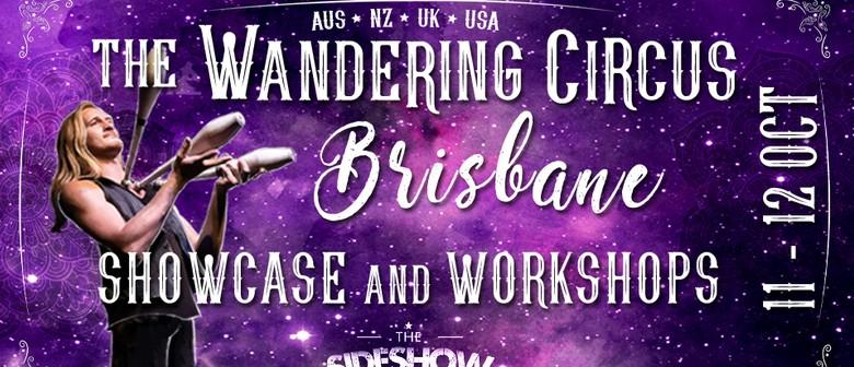 Wandering Circus Brisbane: Showcase & Workshops