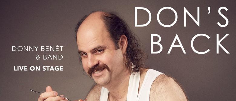 Donny Benet – Don's Back
