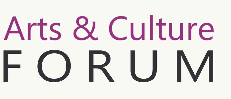 Arts & Culture Forum