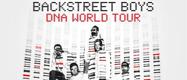 Image for Backstreet Boys – DNA World Tour 2022