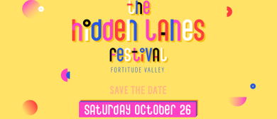 Hidden Lanes Festival