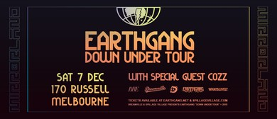 EarthGang: SOLD OUT