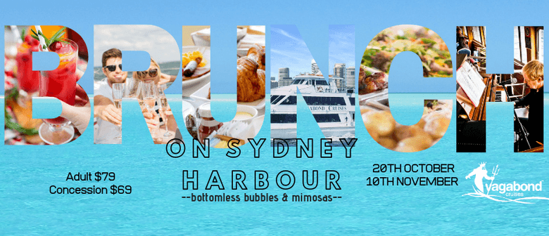 Brunch On Sydney Harbour: Bottomless Bubbles & Mimosas