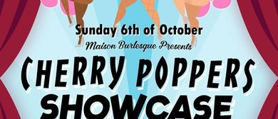 The Cherry Poppers Showcase – October Edition