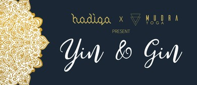 Yin & Gin Rooftop Yoga Series