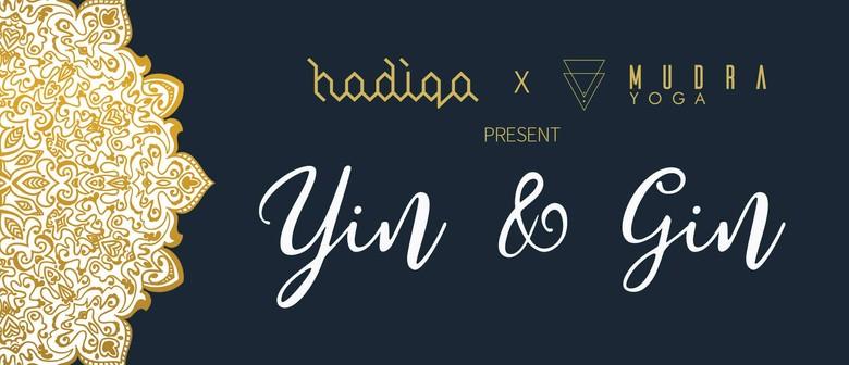 Yin & Gin Rooftop Yoga Series