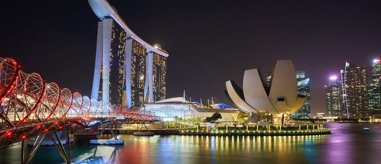 Brisbane Open House International Lecture: Shaping Singapore