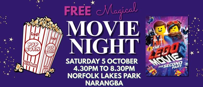 Magical Movie Night