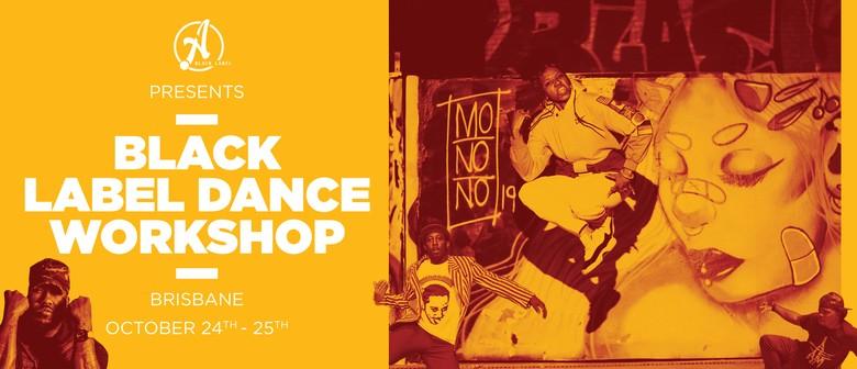 Ateam Black Label Dance 2-Day Intensive Workshop