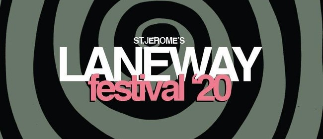 Image for St. Jerome's Laneway Festival 2020