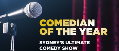 Comedian of the Year Grand Final