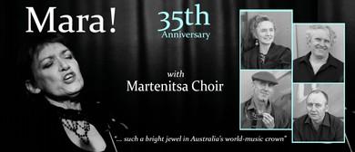 Mara! Band 35th Anniversary Concert